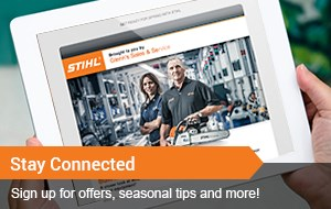 Stay Connected with STIHL